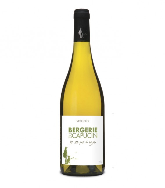 100 Pas du Berger Viognier 2014 - Bouteille 75 cl