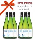 Les 100 Pas du Berger Chardonnay 2019 - Carton 6 bouteilles