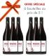 Les 100 Pas du Berger Rouge 2019 - Carton 6 bouteilles