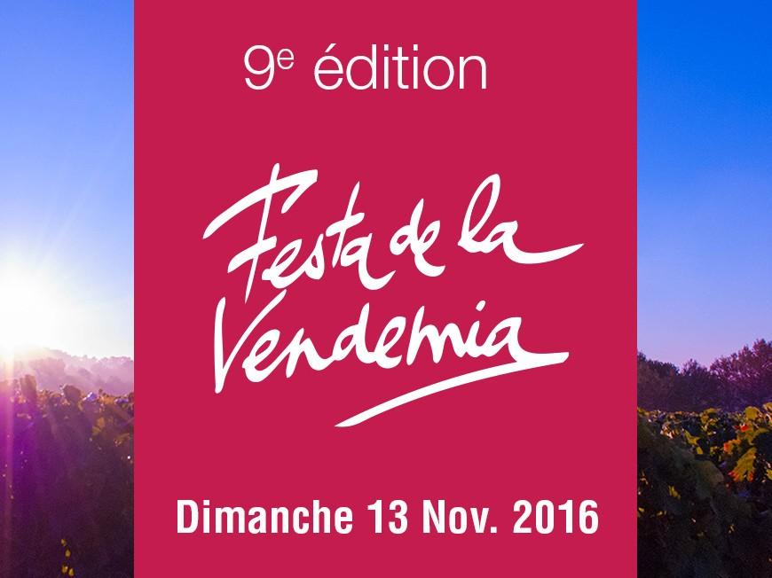 La Bergerie du Capucin à la Festa de la Vendemia 2016