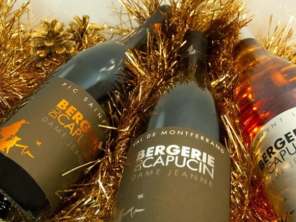 Lundi 19 décembre dégustion à La Belle Vigne