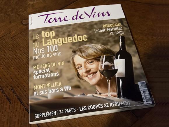 Larmanela 2012 sélectionné par Terre de Vins