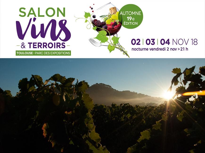 Salon Vins et terroirs d'Automne - 19e édition