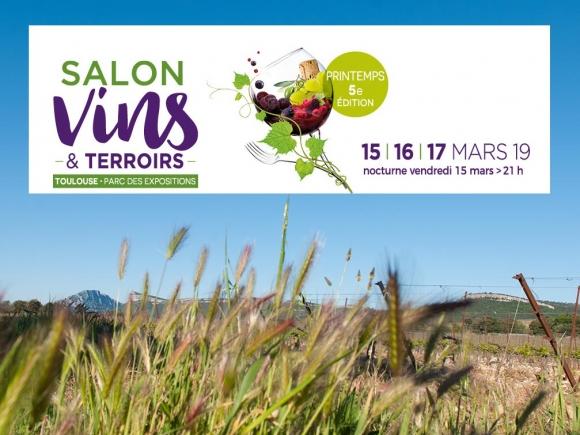 Vins et Terroirs - 15, 16, 17 mars 2019 Toulouse