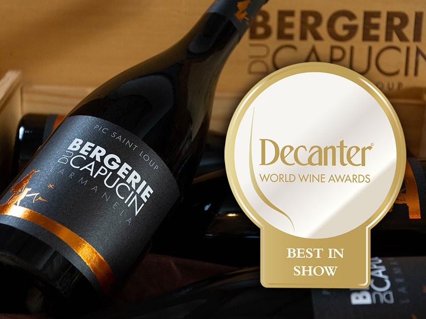 Larmanela 2016, parmi les 50 meilleurs vins du monde !