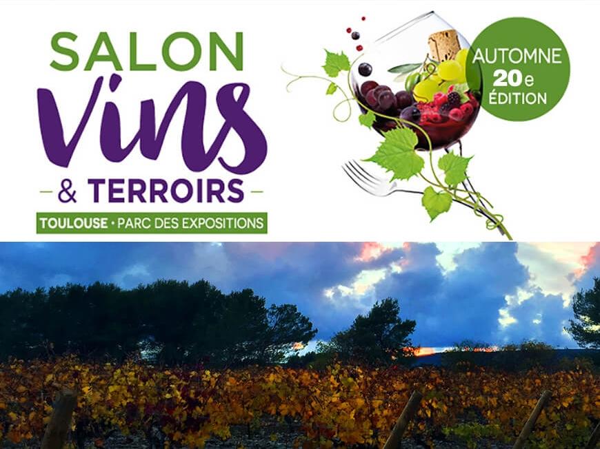 Salon Vins & Terroirs - Toulouse
