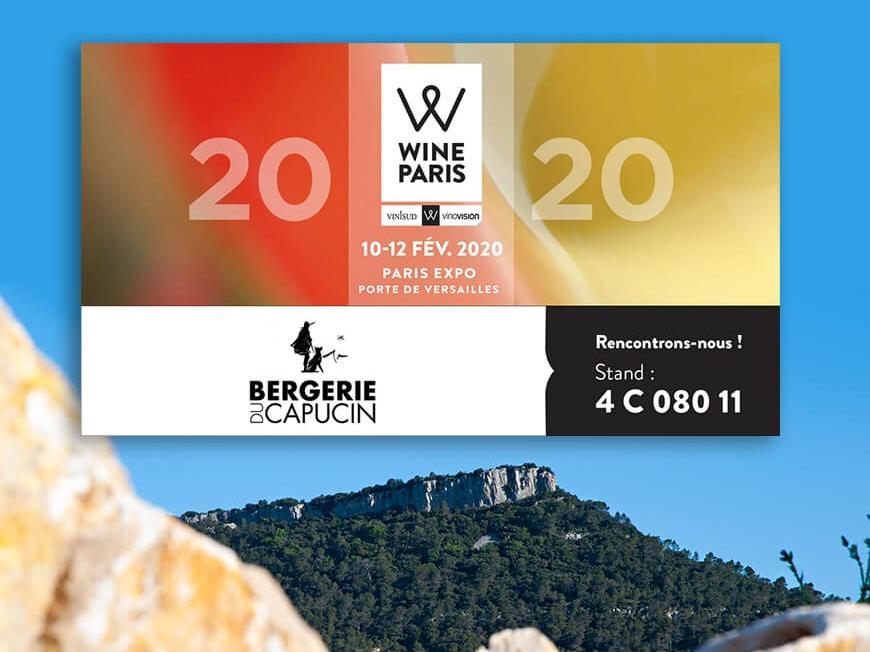 Wine Paris - 10-12 février 2020